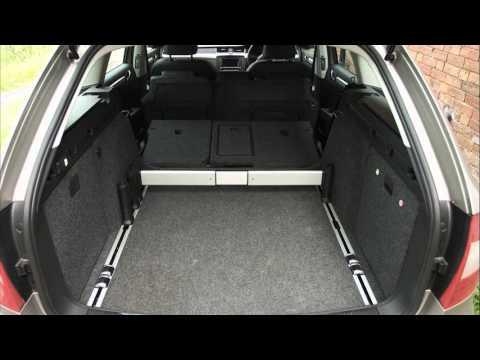 opel insignia trunk space  YouTube