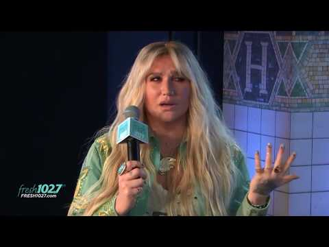 Kesha: Seeing UFOs While Camping with Boyfriend Inspired Album