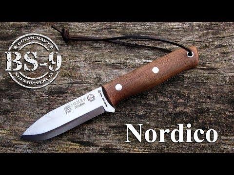Outdoormesser JOKER BS-9 Nordico - Vorstellung & Test