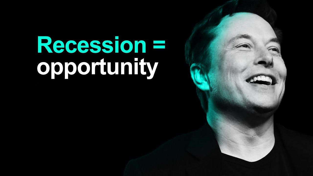 Recession: Tesla's Biggest Opportunity In A Decade (6 reasons)