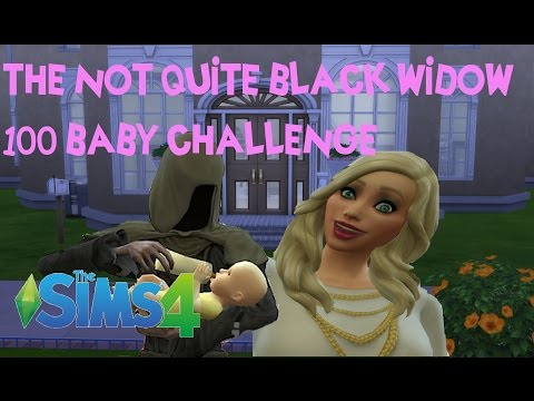The Not Quite Black Widow 100 Baby Challenge #9   So Many Commitment Issues, So Little Time