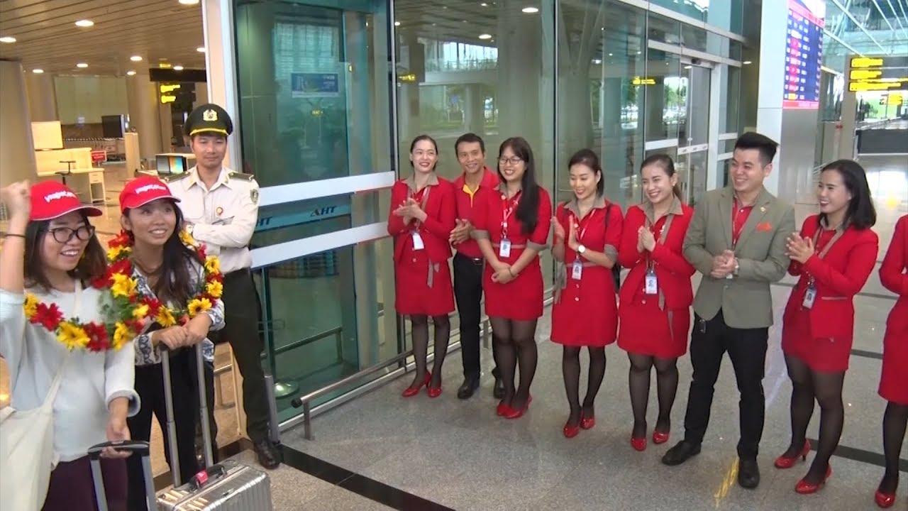 Vietjet Air mở hai đường bay quốc tế từ Đà Nẵng