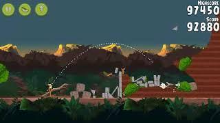 Angry Birds Rio, Jungle Escape, Golden Feather, 106060