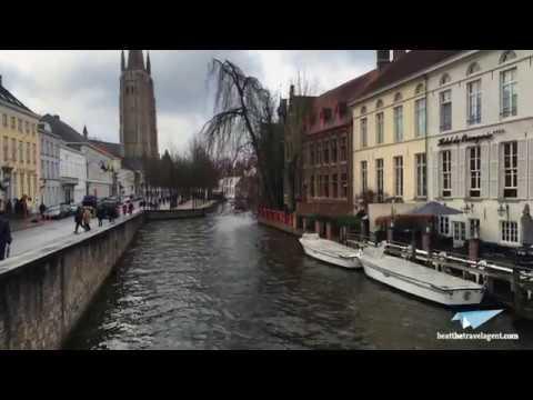 In Bruges, Belgium   BeatTheTravelAgent