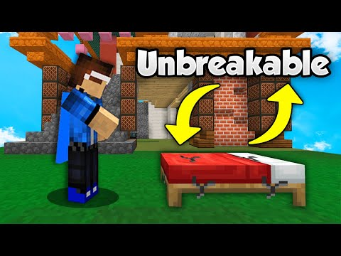 The UNBREAKABLE Bed
