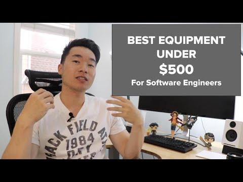 Best Equipment Under $500 For Software Engineers