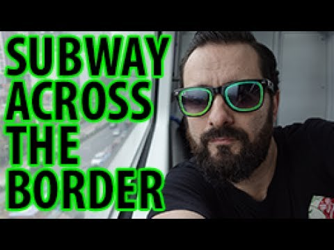 Subway From China to Another Country