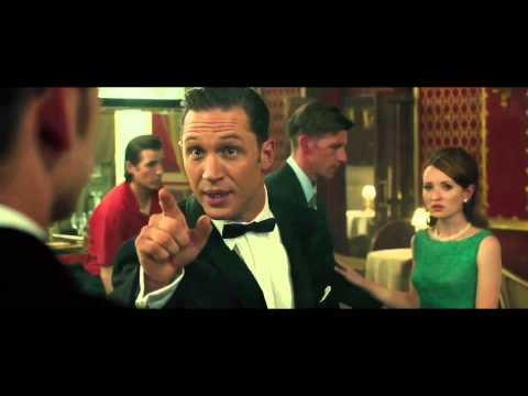 LEGEND - TOM HARDY PLAYS THE KRAY TWINS