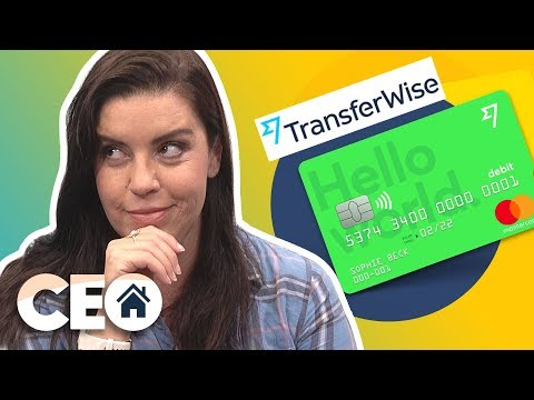 TransferWise Borderless Account Review 2019 - YouTube