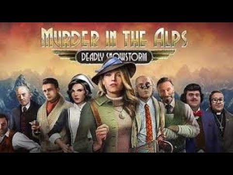 Murder In The Alps - Chapter 1 - Part 4 - Android/iOS Gameplay/Walkthrough |