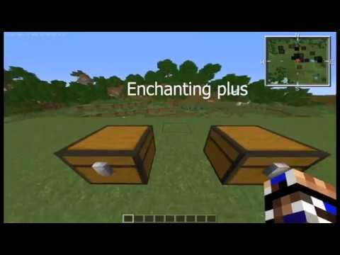 Обзор мода Enchanting Plus Minecraft 1.12.2