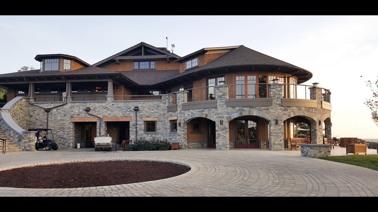 Greathorse Country Club With Natural Stone Boston Blend