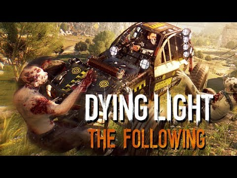 Dying Light The Following Gameplay German PC ULTRA - Buggy Power