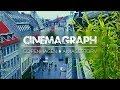 Cinemagraph. Copenhagen Amagertorv