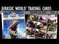 Jurassic World 2 ™ Fallen Kingdom - Trading Cards - Teil 4 - Sammelalbum & Sammelkarten einordnen