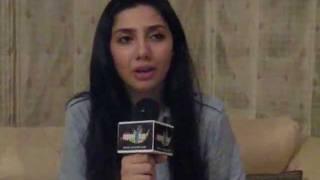 Interview of Mahira Khan about BOL