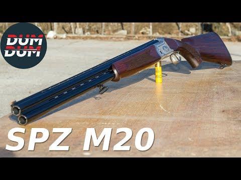 Yildiz SPZ M20 opis puške (gun review)