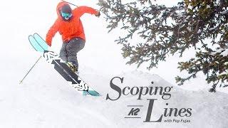 Scoping Lines—Pep Fujas & Sean Pettit