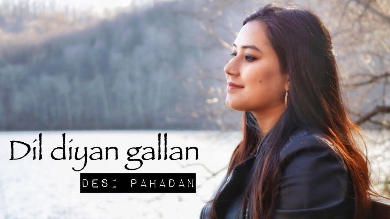 Dil Diyan Gallan Cover I Tiger Zinda Hai I Female Version