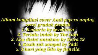 Kompilasi acustic seventeen the rain dewa19 padi flanella