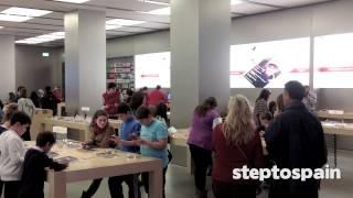 Apple Store Murcia.mov