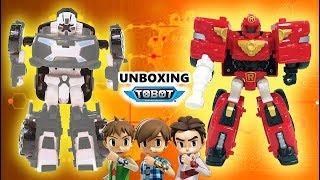 Unboxing Tobot X & Tobot R | Mainan Anak Mobil Robot | Tobot Bahasa Indonesia