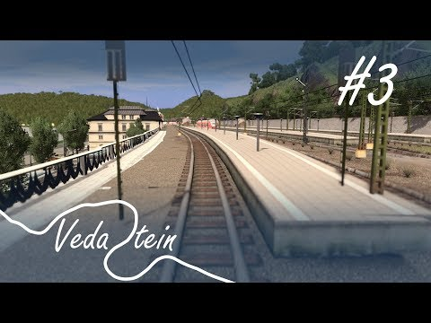 [Cities Skylines] Vedastein #3 - The station