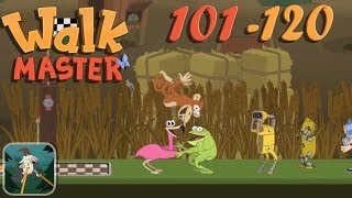 Walk Master Walkthrough Level 101-120