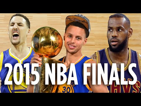 2015 NBA Finals: Warriors Vs Cavaliers In 11 Minutes | NBA Highlights