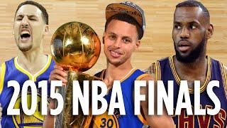 2015 NBA Finals: Warriors vs Cavaliers in 11 minutes | NBA Highlights