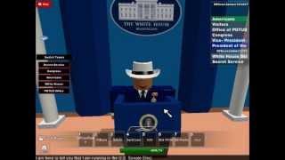 Roblox United States Senate Election