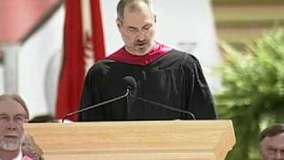 Steve Jobs' 2005 Stanford Commencement Address (with intro by President John Hennessy) thumbnail