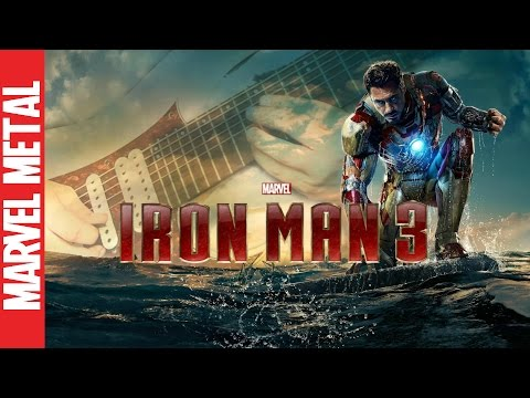 Iron Man 3 Theme Song on Guitar