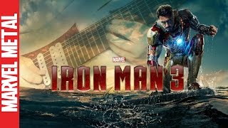 "Iron Man 3 Main Theme Song ""Can You Dig It"" Music Soundtrack 