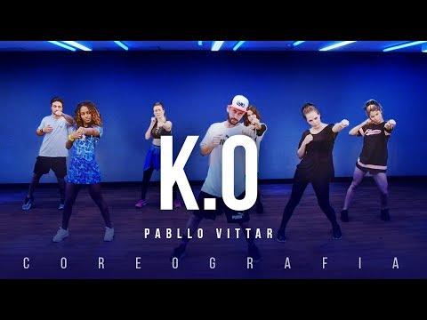 K.O - Pabllo Vittar | Aula FitDance com: Letícia Colin