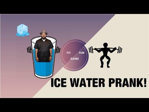 GF ICE WATER PRANK | BF REVENGE