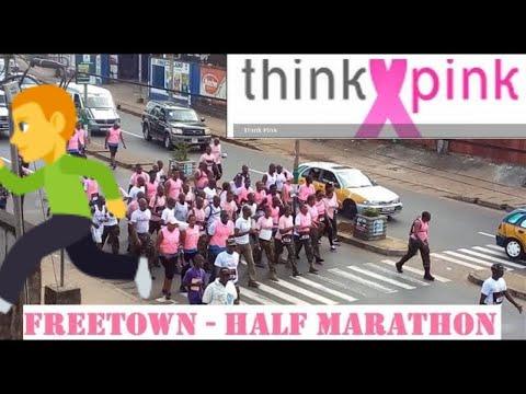 Freetown - HALF MARATHON