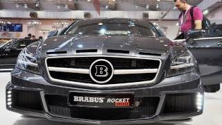 First customer Brabus Rocket 800 (going to Dubai)