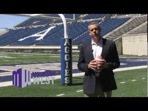 Scott Barnes talks about entering the Mountain West Conference