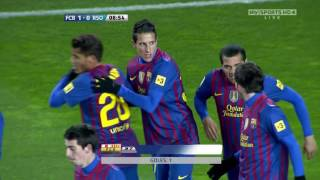 Download Video barcelona vs real sociedad la liga 04-02-2012 720p MP3 3GP MP4