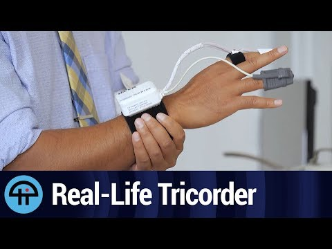 Real-Life Tricorder - DxtER