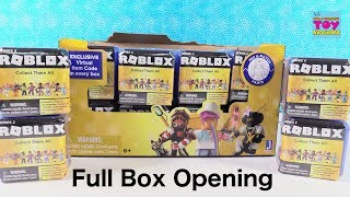 Roblox Series 2 Figures Full Box Opening Toy Review Game Figure | PSToyReviews