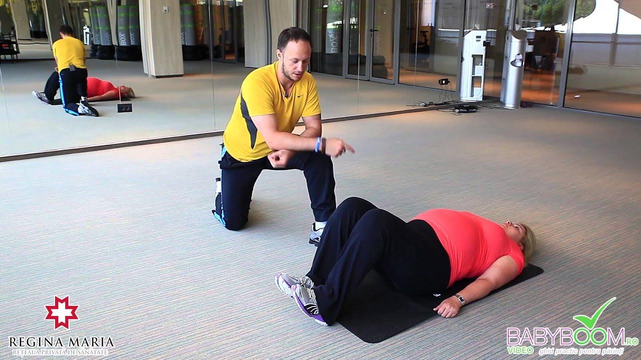 gimnastică pentru femeile însărcinate din varicoză