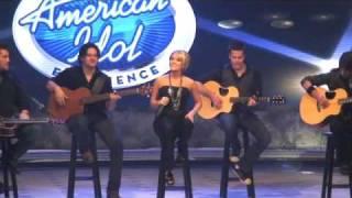 David Cook and Carrie Underwood Duet at Walt Disney World