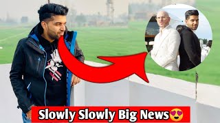 Guru Randhawa New Song Slowly Slowly Bigg Update | First Look Released | Coming In Few Days | thumbnail