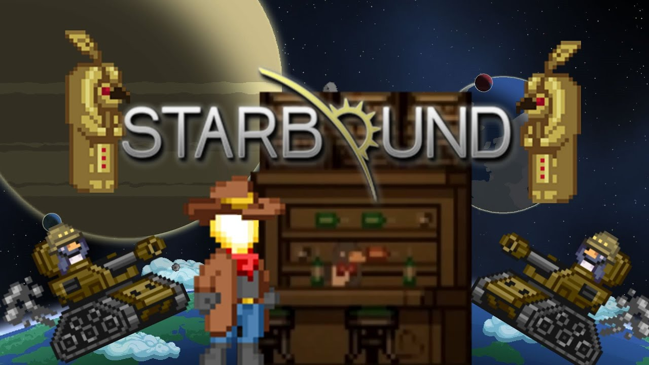 Penguin Mercs Bounty Hunters Starbound Nightly Explorations By Wiring Tool