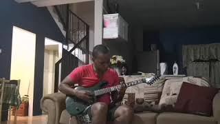 Calling my spirits Kodak Black guitar cover Video