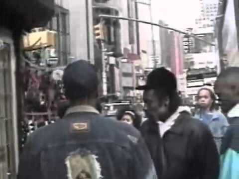 Tupac confronts bootlegger selling his tapes