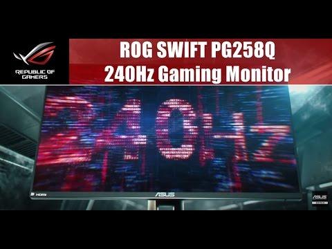 ASUS ROG Swift PG258Q - Teaser