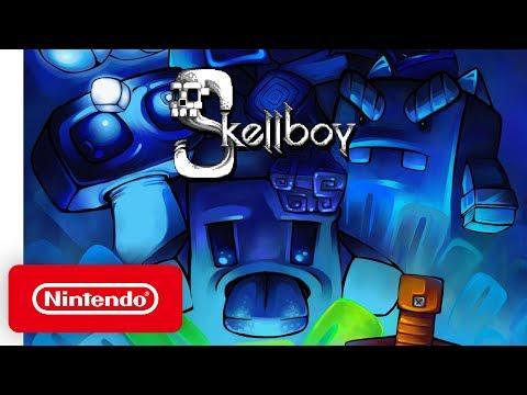 Skellboy - Announcement Trailer - Nintendo Switch